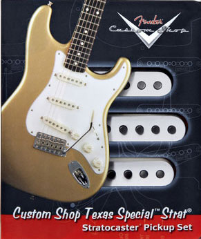 Fender Texas Special Stratocasters